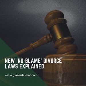 No Blame Divorce Blog